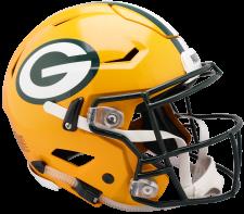 Packers SpeedFlex Helmet