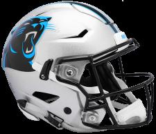 Panthers SpeedFlex Helmet