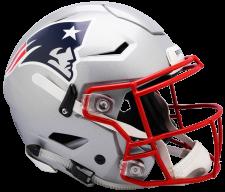 Patriots SpeedFlex Helmet