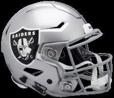 Raiders SpeedFlex Helmet