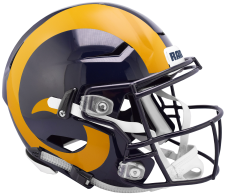 Rams Speed Flex Helmets
