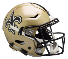 Saints Speed Flex Helmets