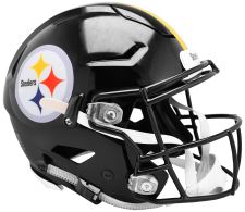 Steelers Speed Flex Helmets