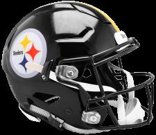 Steelers Speedflex helmet