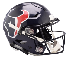 Texans Speed Flex Helmets