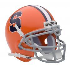 Syracuse Orangemen 2007-Present Mini Helmet by Schutt