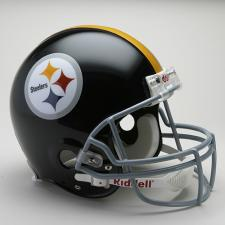 Pittsburgh Steelers Helmet 1963-76 Pro Line by Riddell