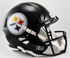 Steelers Replica Speed Helmet
