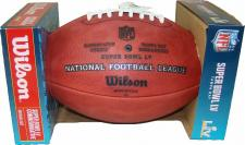 Super Bowl LV Footballs