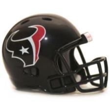 Houston Texans Revolution Pocket Pro Helmet by Riddell