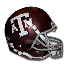 Texas A & M Aggies Replica Full Size Helmet by Schutt