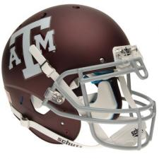 Texas A & M Aggies Full Size Authentic Helmet by Schutt
