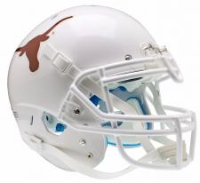 Texas Longhorns football helmet