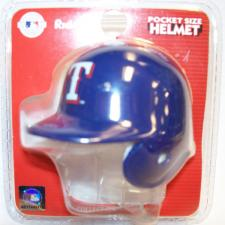 Texas Rangers MLB Pocket Pro Batting Helmets by Riddell