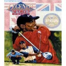 Tiger Woods Legends Magazine #112