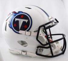 Tennessee Titans Helmet Riddell Speed 1999-Current