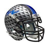 Air Force Falcons Football Helmets Aqua Tech
