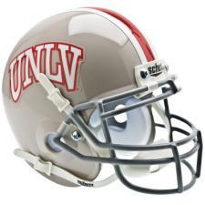 UNLV Runnin' Rebels Replica Full Size Helmet by Schutt Image