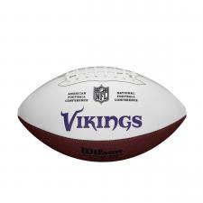 Vikings team logo football