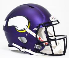 Minnesota Vikings Speed Helmet Riddell