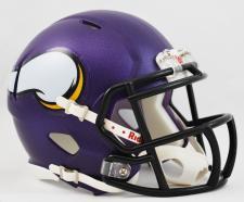 Minnesota Vikings Mini Speed Helmets by Riddell