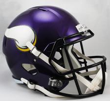 Vikings Replica Speed Helmet