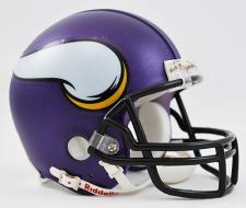 Minnesota Vikings 2013 Replica Mini Helmet by Riddell