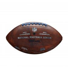 Super Bowl LIII Football with Logos