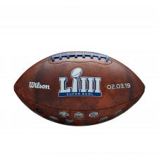 Super Bowl 53 Commemorative Football