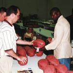 Dallas Cowboys Emmitt Smith autographs again for National Sports Distributors