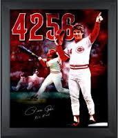 Pete Rose Cincinnati Reds 8x10 #269 Autographed Photo Image