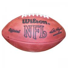 Super Bowl 16 Rozelle Model Football by Wilson